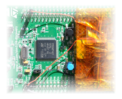 STM32F4Discovery for IoT