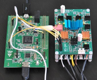 Discovery USB on RPi-DAC